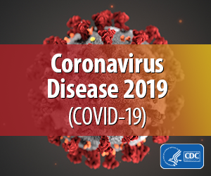 link to CDC.gov coronavirus information