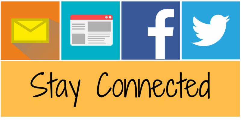 link to our district communications web page