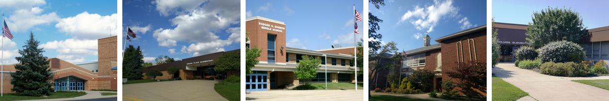 WCS school building photos
