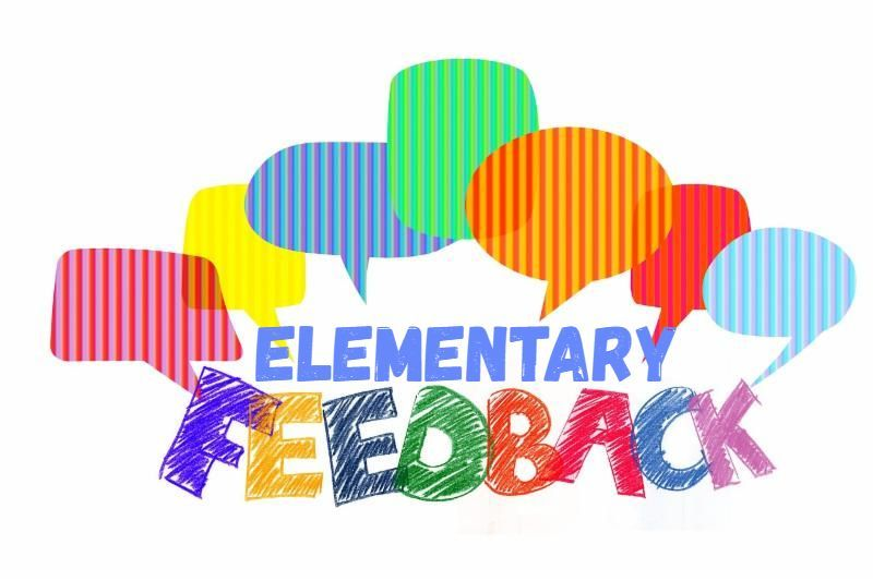 link to elementary parent google forms survey