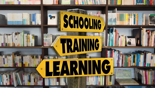 schooling training learning sign
