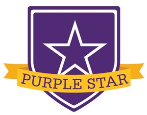 Link to Ohio Department of Education Purple Star Program web page