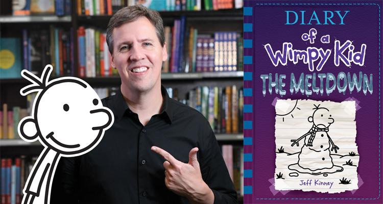 Jeff Kinney presents Wimpy Kid LIVE_
