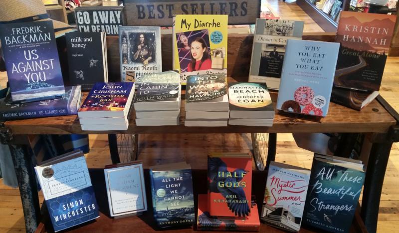 Unlikely Bestsellers