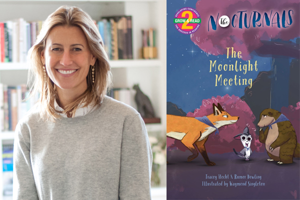 Nocturnals Storytime with Tracey Hecht