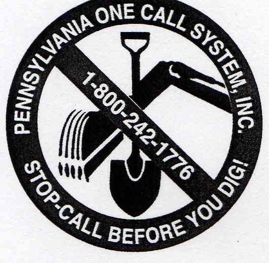 PA One Call Logo