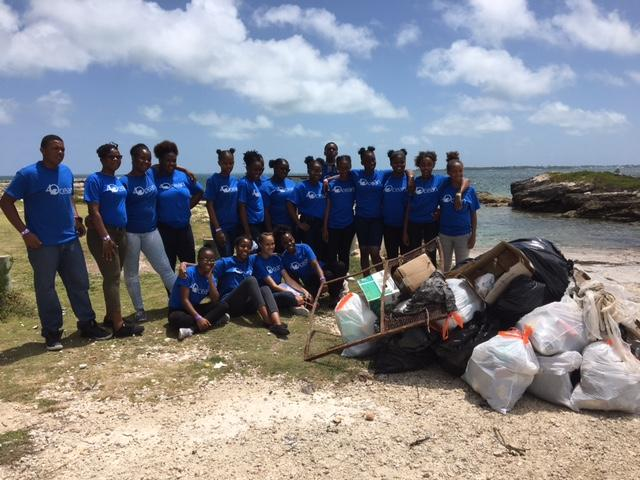 4ocean, cleanup, coconut tree bay