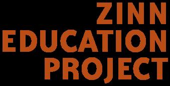 Zinn Education Project - Stacked logo