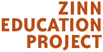 Zinn Education Project - Stacked logo