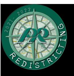 Redistricting Logo 2021-2022