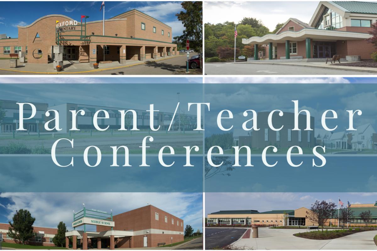 Parent-Teacher Conferences - Pictures of Buildings