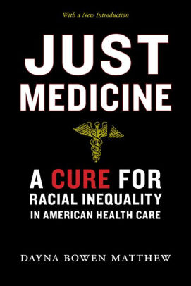 Just Medicine front cover