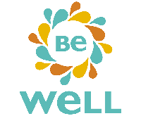 Be Well graphic