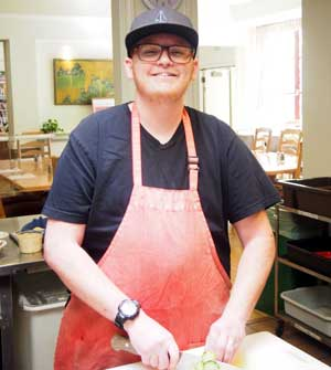 Sam Prince_ Sous Chef