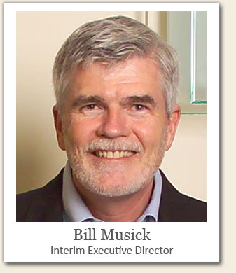 Bill Musick_ Interim Executive Director