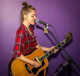 Guitarist_ Megan Slankard