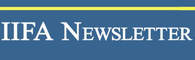 IIFA Newletter Header