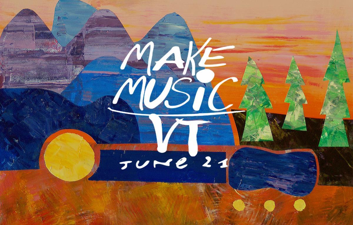 Make Music VT Logo