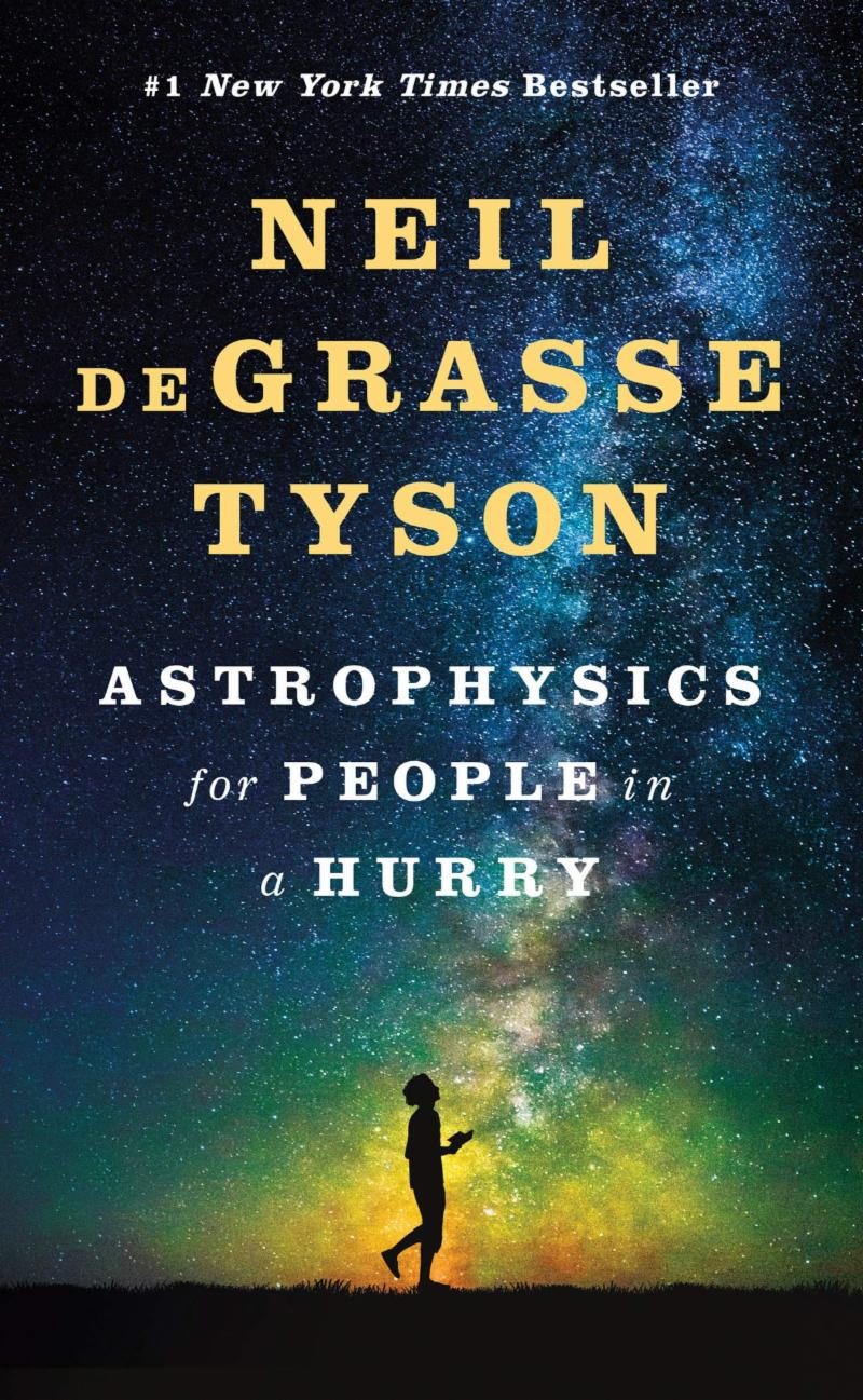 Cover of Astrophysics for People in a Hurry