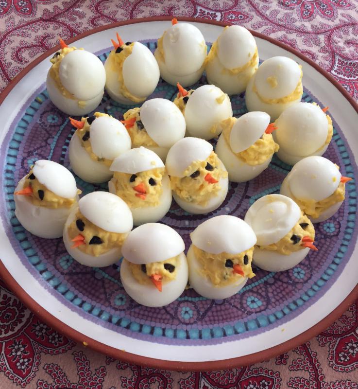 Jim Culang's Easter Chicks