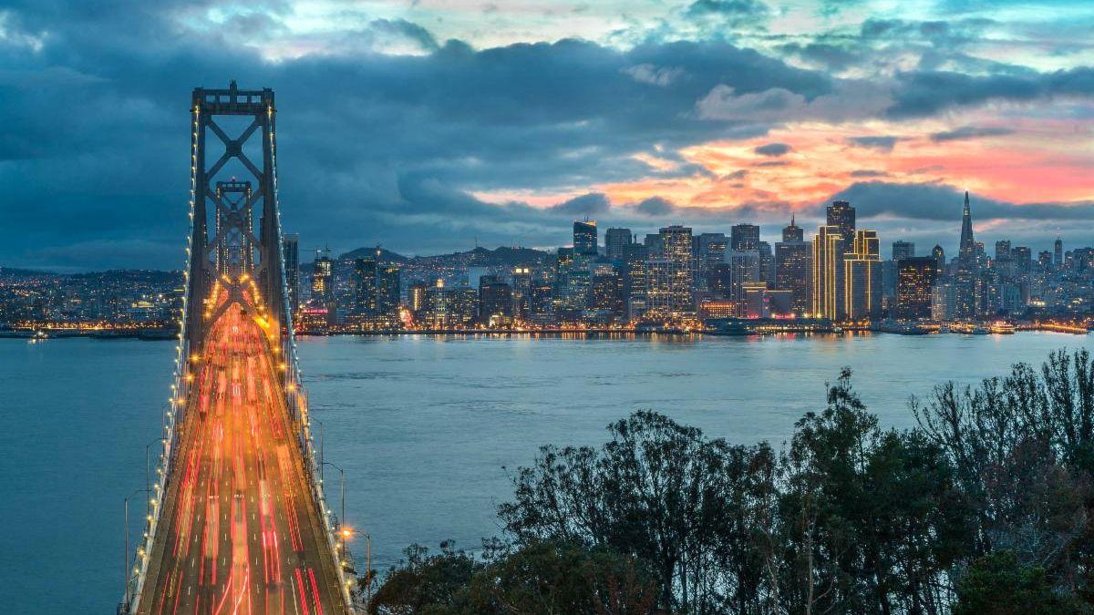 San Francisco Bay Area is a hot startup city especially for tech