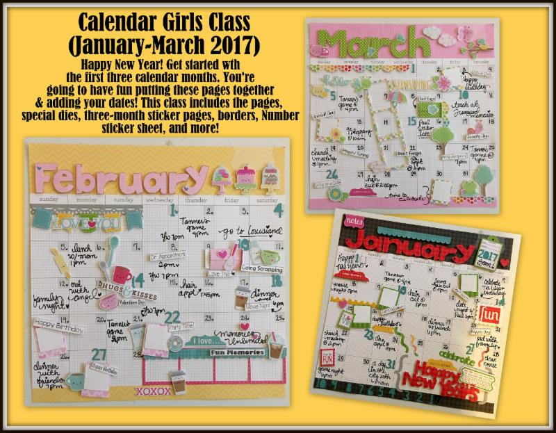 calendar pages new doodlebug icons stickers for each month border stickers special dies made specifically for the kit extra abc sticker sheet