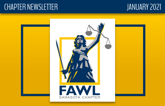 FAWL Newsletter - January 2021