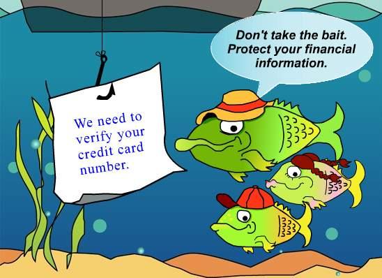 Phishing Phunny!