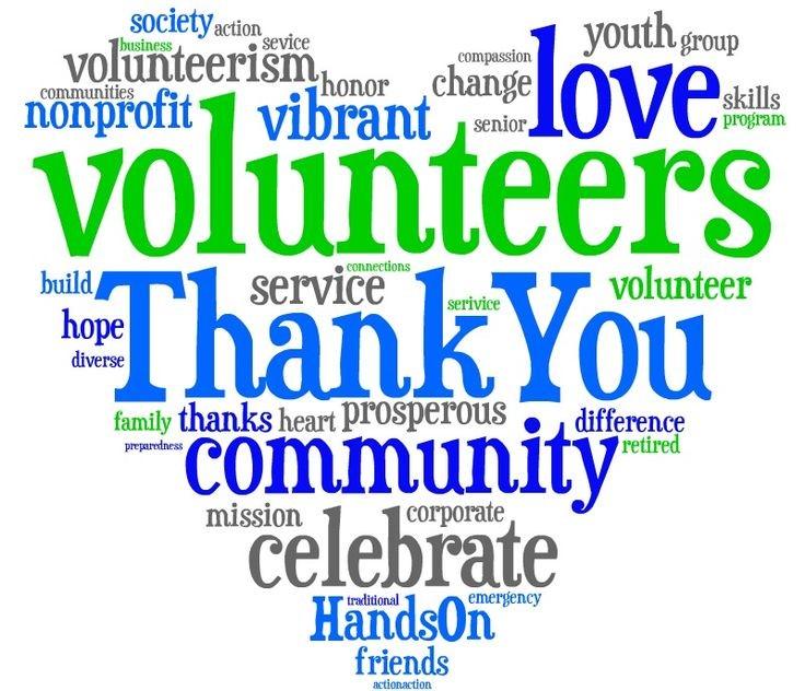 volunteer heart
