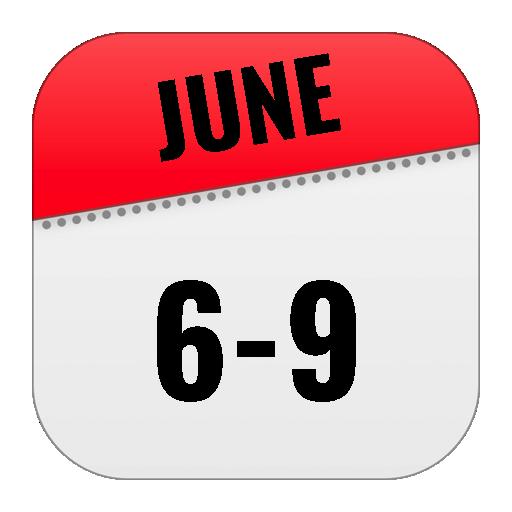 June 6-9