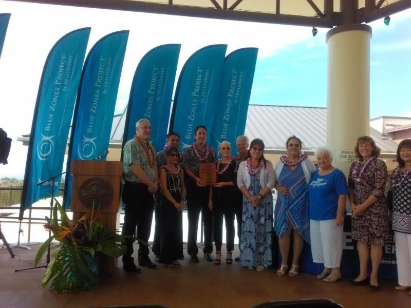 Blue Zones expands to West Hawaii _