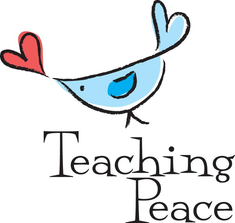 teaching peace logo