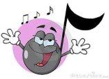 Singing note