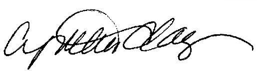 Cynthia Clay signature