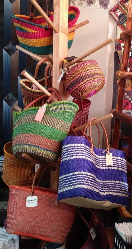 Ghana Crazy baskets