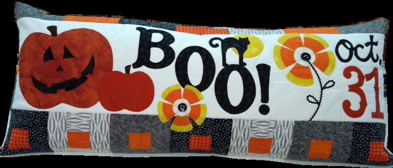 Halloween Boo! September POM