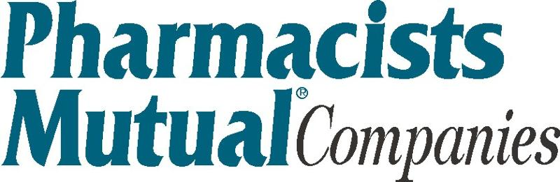 Pharmacists Mutual Companies logo. A sponsor of the Distinguished Young Pharmacist of the Year Award.