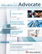 Winter 2021 Firm Newsletter Cover