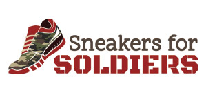Sneakers For Soldiers Logo