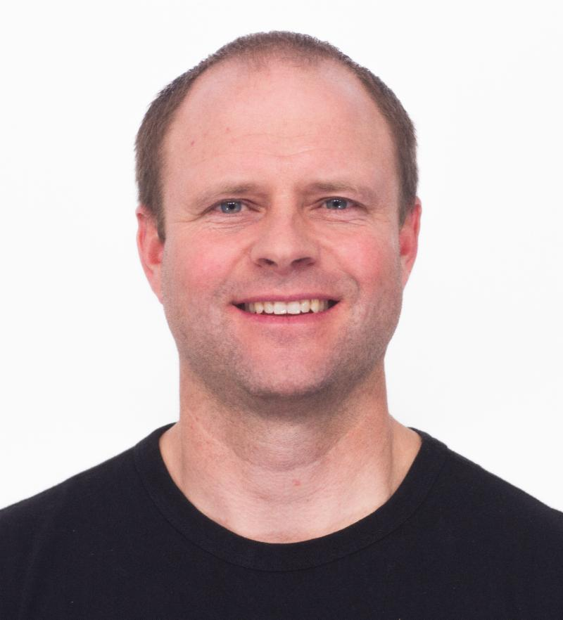 John O'Sullivan Headshot