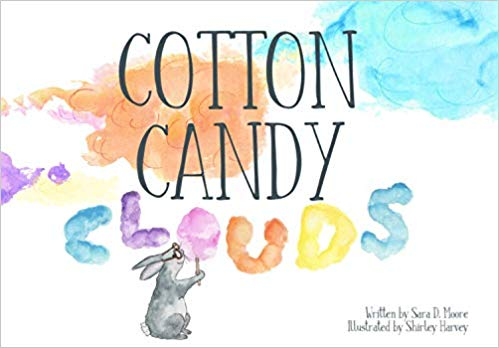 Front cover of Cotton Candy Clouds.