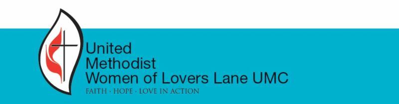 Lovers Lane United Methodist Women, 2015