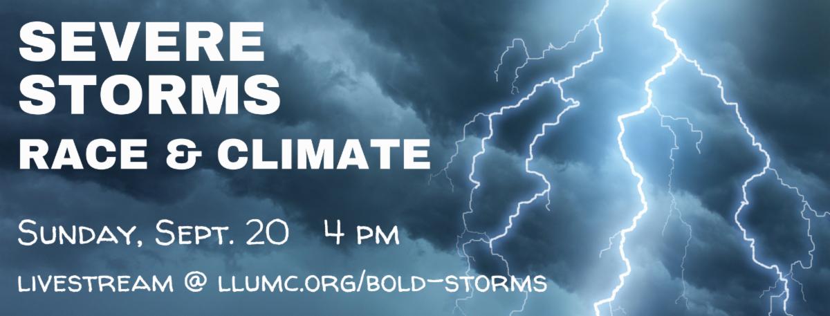 SEVERE STORMS-Race&Climate program