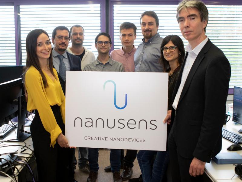 Nanusens team