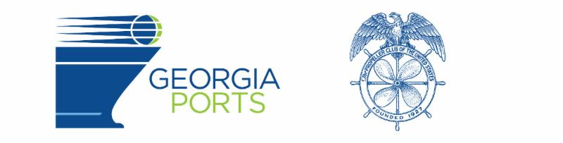 Georgia Ports and Propeller Club Logos
