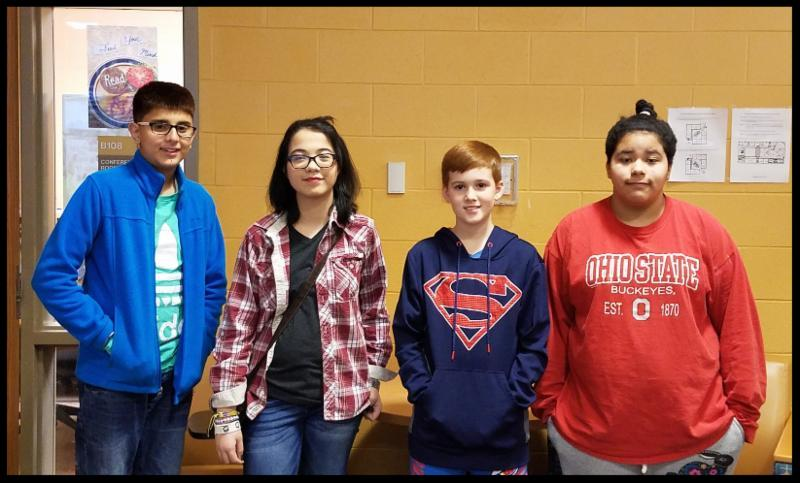 Weisenborn College Promise Scholarship winners