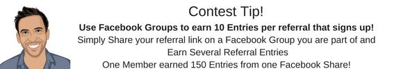 Contest Tip