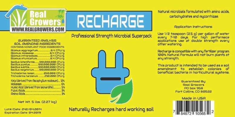 RECHARGE COMING SOON!!!