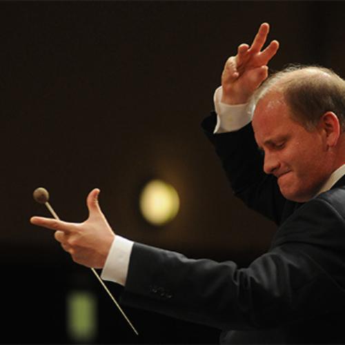 Theodore Kuchar conducting