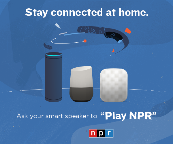 Stay connected at home